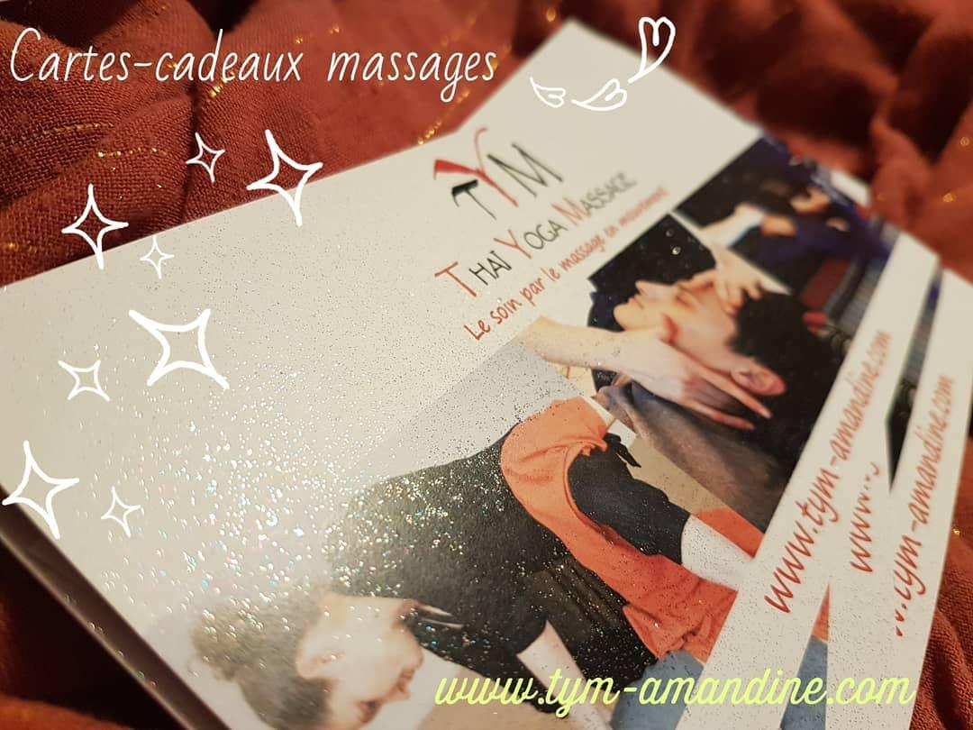 Cartes Cadeau Tym Amandine